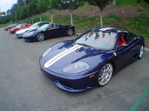 If you have bad credit, you probably cant borrow enough to buy a Ferrari, but well work to find a reasonable loan for you.
