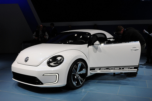 VW's E-Bugster concept. Image: Michelin Media/Flickr/CC ND