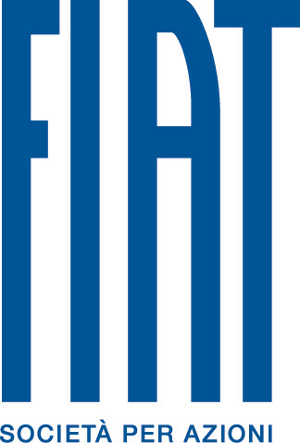 Artist's rendition of the Fiat corporate logo.