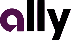 Artist's rendition of the Ally Financial logo.