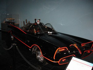 TV Batmobile