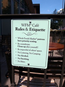 CAFE rules