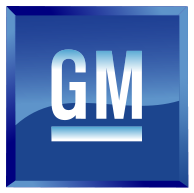 Artist's rendition of the General Motors logo.