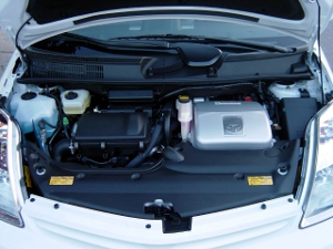 Hybrid Synergy Drive on a 2004 Toyota Prius.