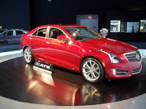 2013 ATS