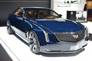 More details and images of the Cadillac CT6, based on the El Miraj concept, are coming to light. Photo Credit: Clement Buccho-Lechat/Wikimedia Commons Flickr/CC-BY-SA