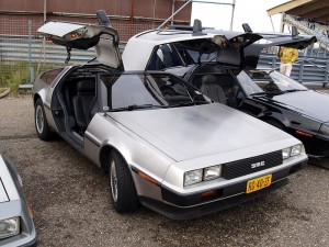 Unfortunately, the fabled John DeLorean movie is still rotting in development hell. Image from Wikimedia Commons.