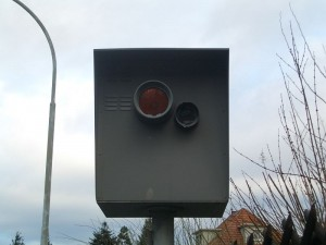 Speed cameras are an odd thing; they are intrusive, but save lives. Image from Wikimedia Commons